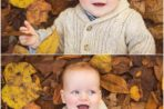 Autumn Baby Atlanta Baby Photographer