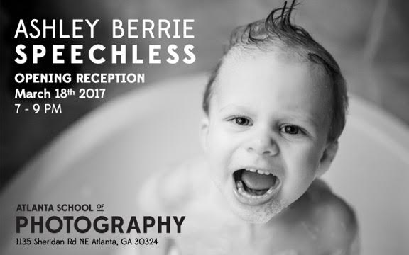 Ashley Berrie Photography Speechless Exhibition Apraxia
