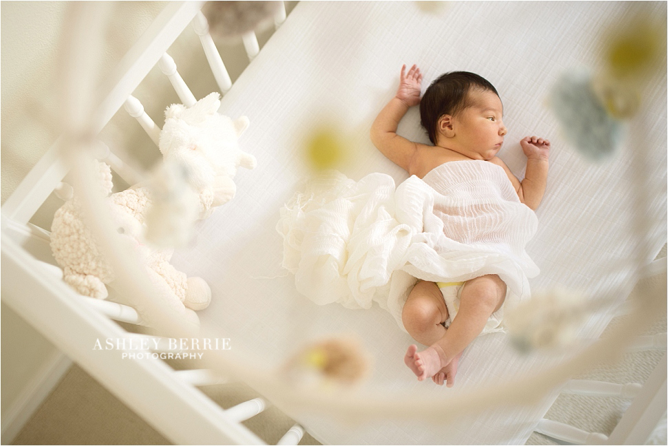 When is the best time for newborn photos ashley berrie photography